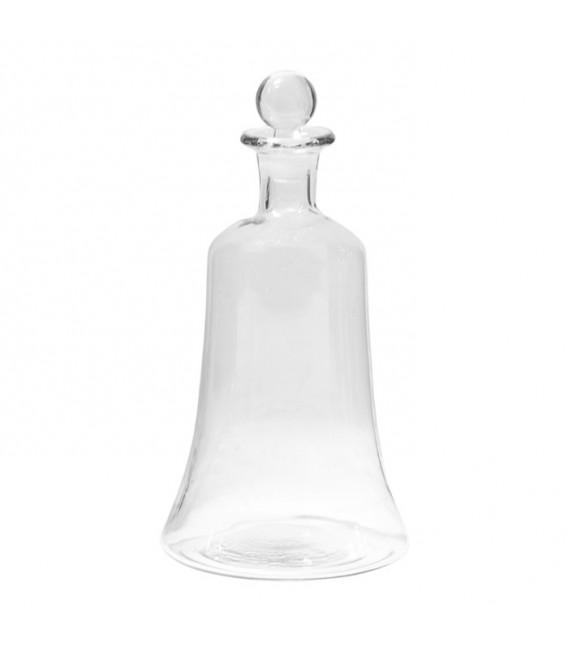 Botella de cristal large